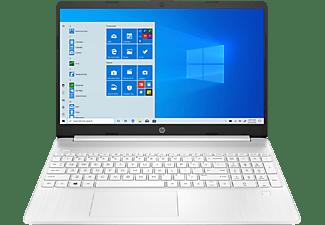"Portátil - HP 15s-eq1035ns, 15.6"" HD, AMD 3020e, 4 GB, 256 GB SSD, Radeon™, Windows 10 Home, Blanco nieve"