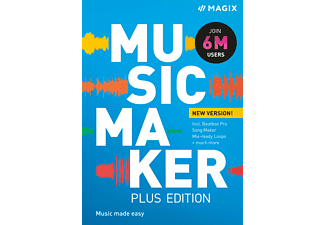Music Maker 2022 Plus Edition - [PC]
