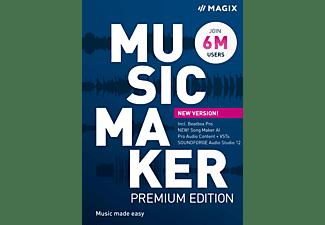 Music Maker 2022 Premium Edition - [PC]