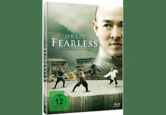 Jet Li's Fearless - Limitiertes Mediabook [Blu-ray]