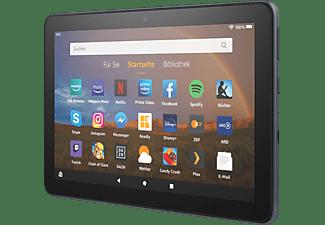 AMAZON Fire HD 8 Plus-Tablet, 8-Zoll-HD-Display, 32 GB, Schiefergrau mit Spezialangeboten, Tablet, 32 GB, 8 Zoll, Grey
