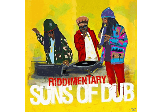 Suns Of Dub - Riddimentary-Suns Of Dub Selects Greensleeves  - (Vinyl)