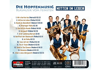 Hopfenmusig - Mitten im Leben [CD]