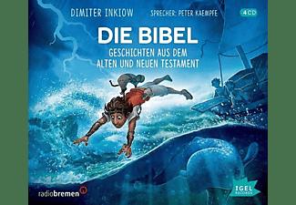 Dimiter Inkiow - Die Bibel: Geschichten aus dem Alten und Neuen Tes  - (CD)