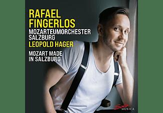 Fingerlos,Rafael/Salzburg,Mozarteumorchester - Mozart Made In Salzburg [CD]