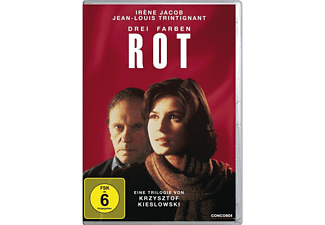 Drei Farben - Rot DVD