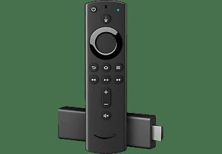 Reproductor multimedia - Amazon Fire TV Stick 4K Ultra HD, Mando por voz, Alexa y controles de TV, 8GB