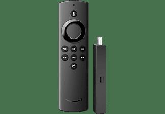 Reproductor multimedia - Amazon Fire TV Stick Lite 2020, Mando por voz Alexa, 8 GB, Negro