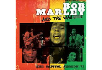Bob Marley & The Wailers - The Capitol Session '73 [CD]