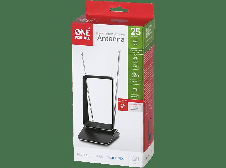 ONE FOR ALL SV9465 (5G) DVB-T2 Zimmerantenne