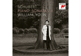 William Youn - Klaviersonaten 4,18,19,20 & Adagio D.612 [CD]