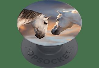 POPSOCKETS Phone Grip & Stand, Basic - Sunset Horses
