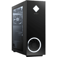 HP Gaming PC OMEN GT13-1901ng, i9-11900K, 64GB RAM, 512GB SSD, 2TB HDD, RTX3080, Schwarz