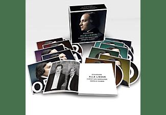 Christian Gerhaher;Gerold Huber - Schumann: Alle Lieder [CD]