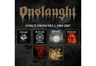 Onslaught - Force From Hell 1983-2007 (6CD-Box) [CD]
