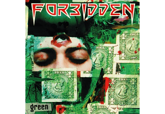 Forbidden - Green [CD]