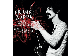 Frank Zappa And The Mothers Of Invention - Live In Holland 1968-1970 (2CD-Digipak) [CD]