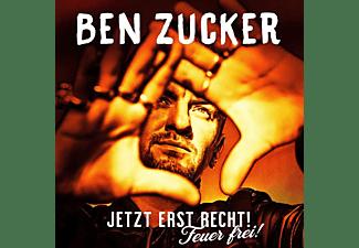 Ben Zucker - Jetzt Erst Recht! Feuer Frei! [CD]