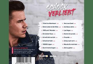 Eric Philippi - Schockverliebt [CD]