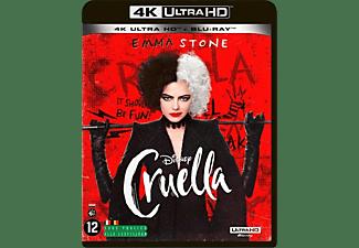 Cruella - 4K Blu-ray