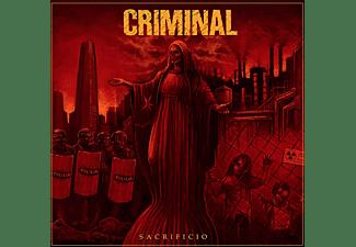Criminal - Sacrificio [CD]