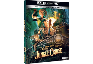 Jungle Cruise - 4K Blu-ray