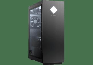 HP Gaming PC OMEN GT12-1003ng, i7-11700F, 16GB RAM, 512GB SSD, 1TB HDD, RTX 3060Ti, Shadow Black