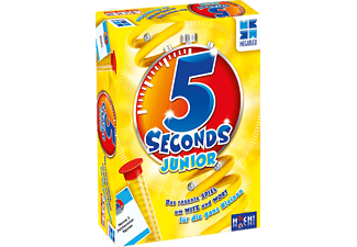 HUTTER 5 seconds JUNIOR Gesellschaftsspiel Mehrfarbig