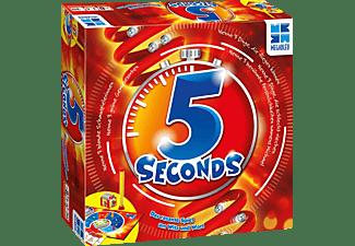 HUTTER 5 Seconds Gesellschaftsspiel Mehrfarbig