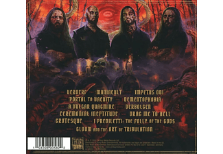 Aborted - Maniacult (Limited Deluxe Box) [CD]