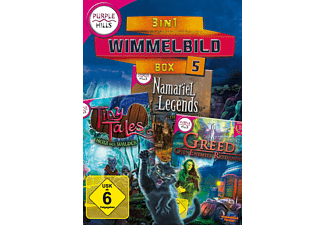 3-in-1 Wimmelbild-Box 5 - [PC]