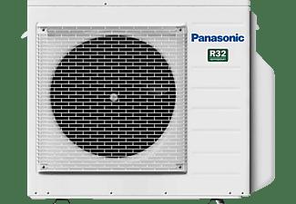 Unidad exterior aire acondicionado - Panasonic B2B CU-3TZ52TBE, Sistema Multi Split TZ, 6.60 fg/h, R32, Blanco