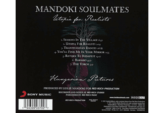Mandoki Soulmates - Utopia For Realists: Hungarian Pictures [CD]