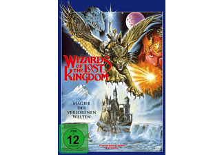 Wizards of the Lost Kingdom DVD
