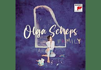 Olga Scheps - Family [CD]