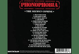 Extreme Noise Terror - Phonophobia [CD]