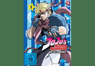 Jojo's Bizarre Adventure - 1. Staffel - Vol. 3 [DVD]