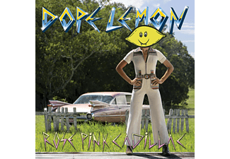 Dope Lemon - ROSE PINK CADILLAC  - (Vinyl)