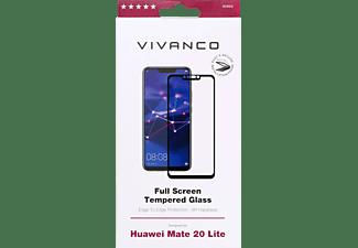 VIVANCO Displayschutzglas 2.5D für Huawei Mate 20 Lite, Full Screen