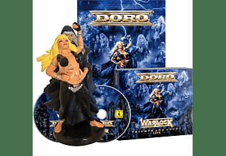 Doro - WARLOCK - TRIUMPH AND AGONY LIVE (C  - (CD + Blu-ray Disc)