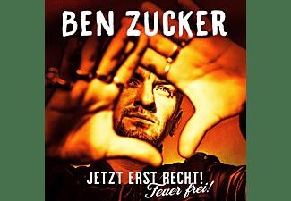 Ben Zucker - Jetzt Erst Recht! Feuer Frei! Ltd.Zuckerdosen Ed. [CD]