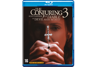 The Conjuring 3: The Devil Made Me Do It - Blu-ray