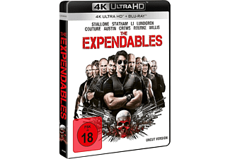 The Expendables [4K Ultra HD Blu-ray + Blu-ray]