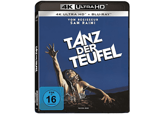 Tanz der Teufel [4K Ultra HD Blu-ray]