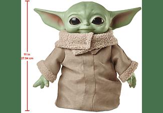 """STAR WARS """"The Child"""" Plüschfigur, ca. 28cm, Kuschelfigur Yoda The Mandalorian Plüschfigur Mehrfarbig"""
