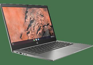 HP Chromebook 14b-na0233ng, R3-3250C, 8GB RAM, 64GB eMMC, 14 Zoll FHD, Mineral Silver