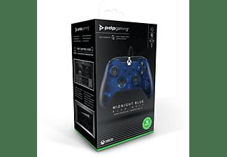 PDP LLC Kabelgebundener PDP-Gaming-Controller: Mitternachtsblau Controller Mitternachtsblau