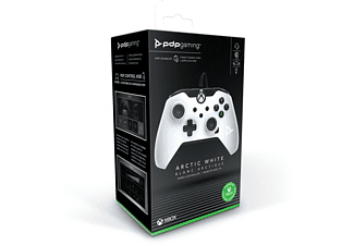 PDP LLC Gaming Controller Weiß