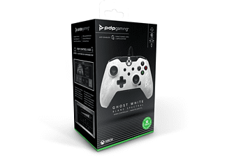 PDP LLC Gaming Controller Ghost White/Camouflage