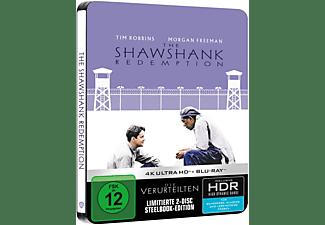 Die Verurteilten 4K Ultra HD Blu-ray + Blu-ray